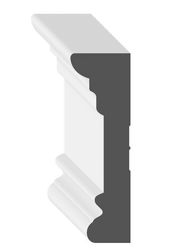 "3 3/4"" MDF Architrave [MDF Architrave]"