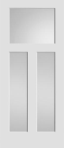 Bifold #8403 MDF Primed w/ Diffused White Laminate