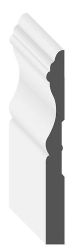 MDF Baseboard [MDF Colonial Baseboard]