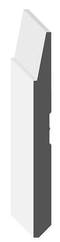MDF Baseboard [MDF Step Baseboard]