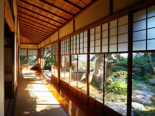 旧 山本条太郎別荘