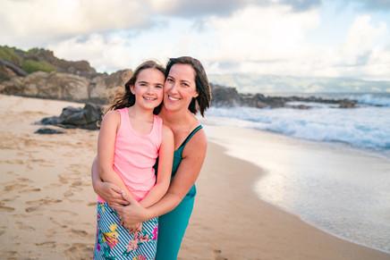 Family Photography in Maui, Hawaii