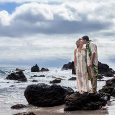 Maui Elopement Photography