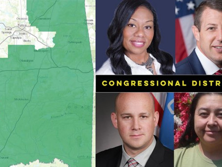 CD 2 incumbent Markwayne Mullin faces challengers