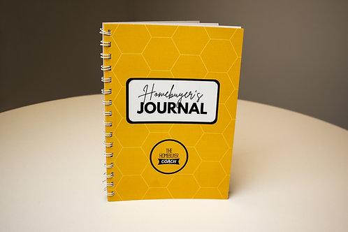The Homebuyer's Journal (A5 Wiro Book)