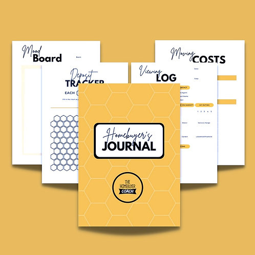 The Homebuyer's Journal (Digital)