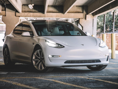 Telsa Model 3 - 3M Color Vinyl Wrap