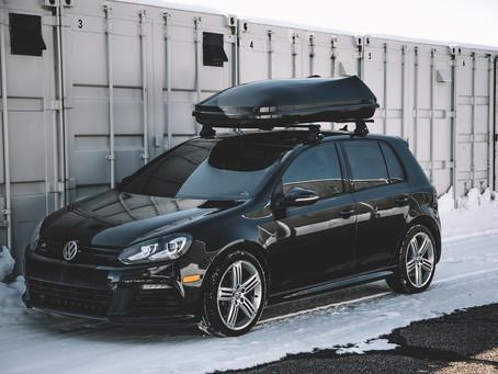 Volkswagen Golf - Window and Taillight Tint