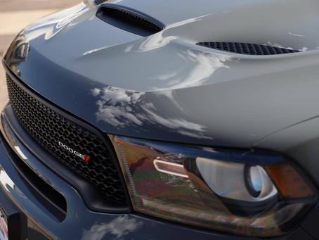 Dodge Durango - Xpel Fusion Ceramic Coating