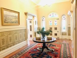 Barunah Plains Homestead Entrance