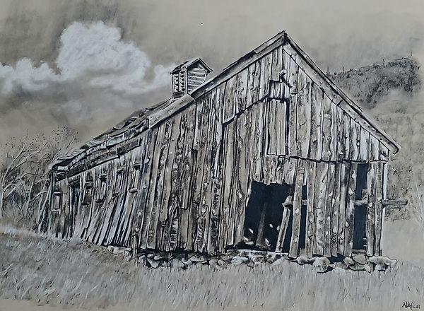 The Mule Barn