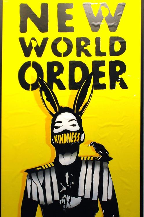 BLACK DOVE - NEW WORLD ORDER