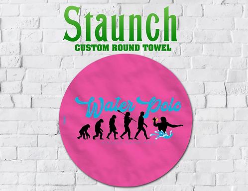 Staunch - Evolution Round Towel
