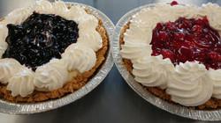 Cheesecake Pies