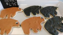 Sugar Cookie Bears
