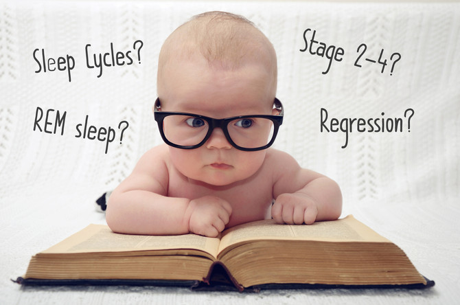 The Dreaded Four Month Sleep Regression