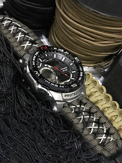 G STEEL FISHNET TRILOBITE