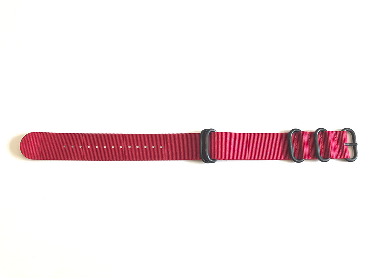 NATO 24mm RED