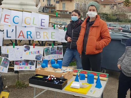 Marché de La Côte St André - Samedi 27 mars