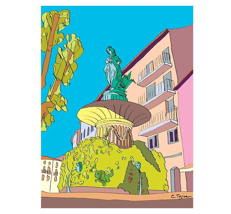 Clermont l'Hérault : C6