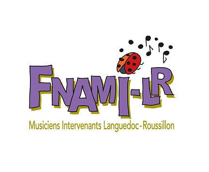 """Création de logo et charte graphique pour """"Fnami-LR"""""""
