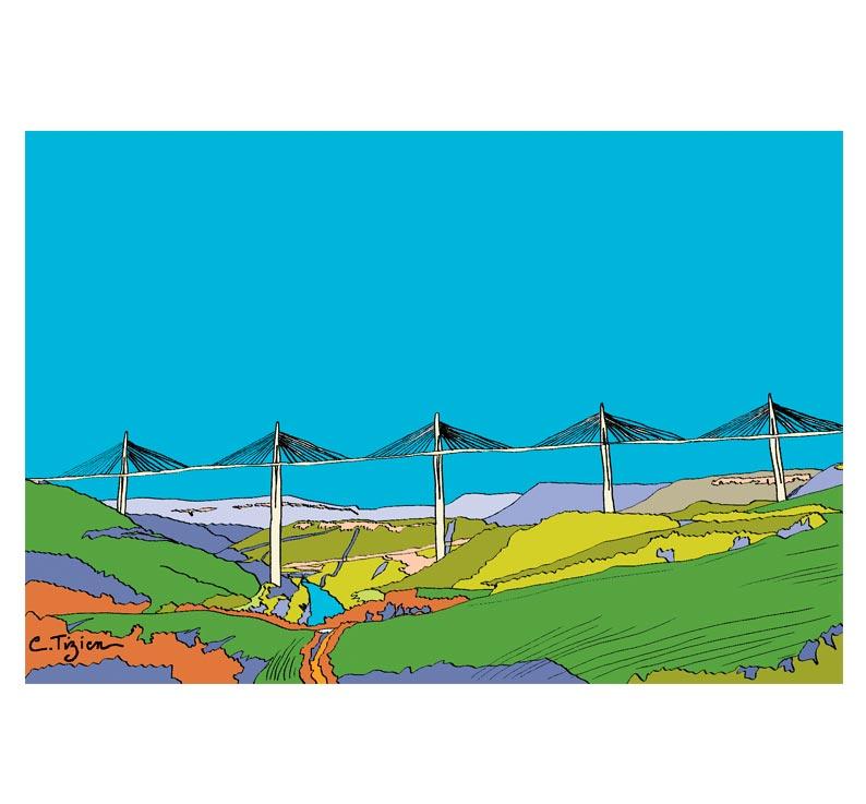 Viaduc de Millau : VC2