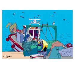 Pêcheurs : H9