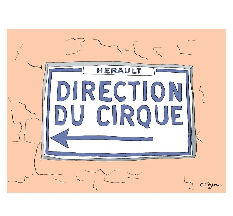 Cirque de Mourèze  : M5