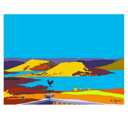 Lac du Salagou : S1