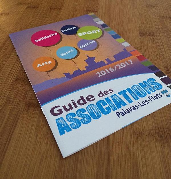 Création graphique et illustrations de la Brochure