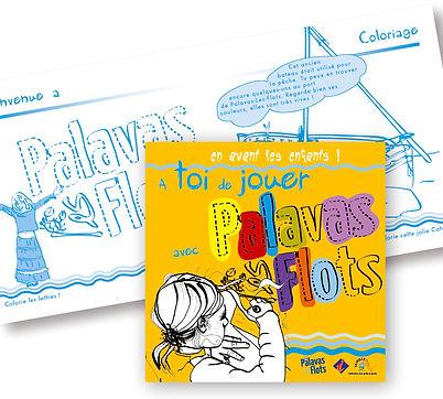 Illustration & coloriage : Cahier de jeux