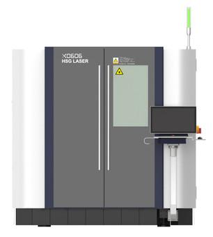 XLASE X0606 lézervágó