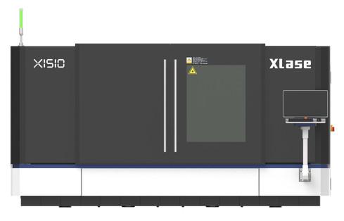 XLASE X1510 lézervágó