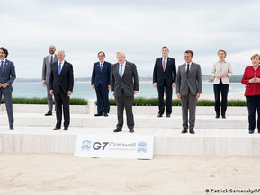 El G-7, LOS ENANITOS DE BLANCA NIEVES,Y LOS CORNISH EN CUBA