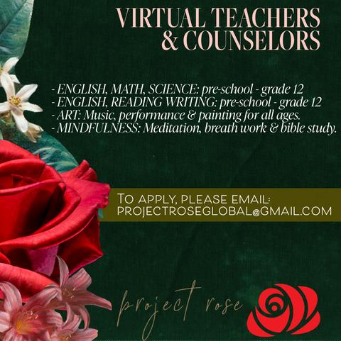 VIRTUAL TEACHERS & COUNSELORS
