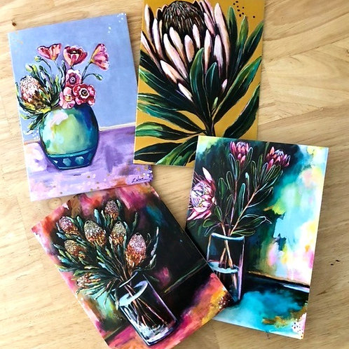 Art Cards Pack of 8
