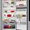 Thumbnail: Arçelik No Frost Buzdolabı 584611 EI