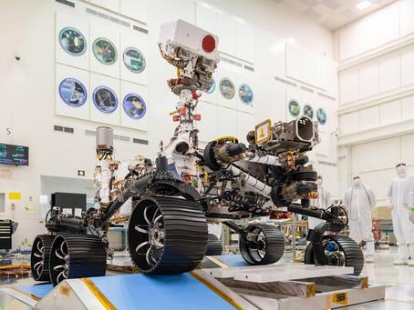 Ook op Mars vertrouwt NASA op Ty-Rap kabelbinders van ABB