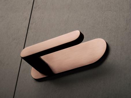 Bekende architecten ontwerpen Olivari-deurkrukken