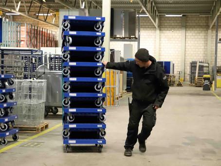 Logistieke processen dankzij crisis veel efficiënter