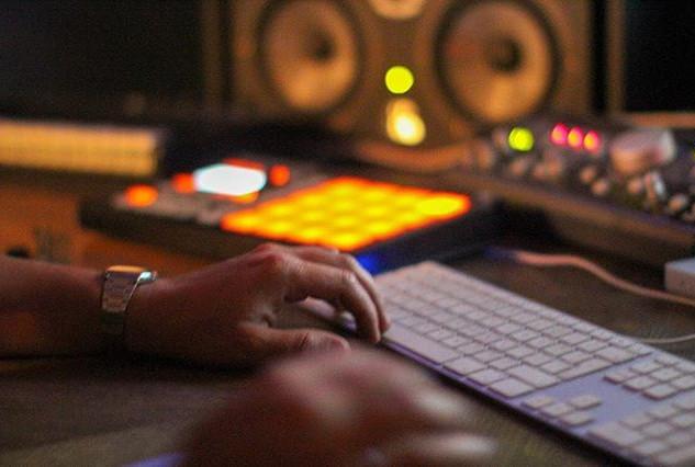 #recording #studio #london #focal #monit