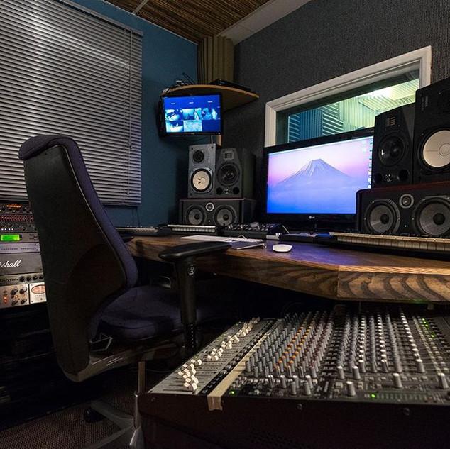#recording #studio #london #monitors #fo
