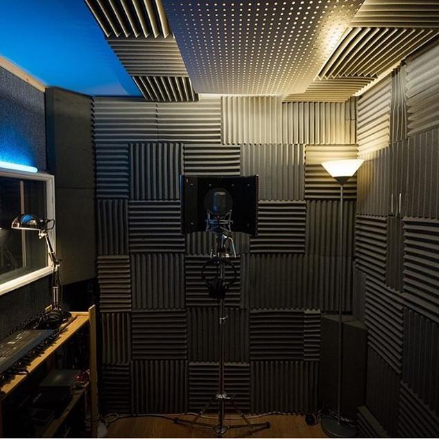 #london #recording #studio #booth #sez56