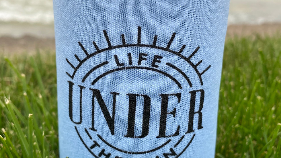 Life Under the Sun Can Holder
