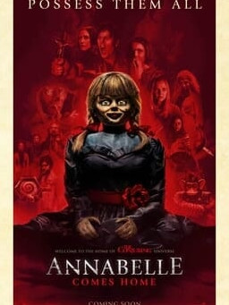 Annabelle Causes Trouble (Again)