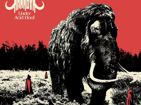 Pleistocene Riff Boogie – Acid Mammoth's Under Acid Hoof