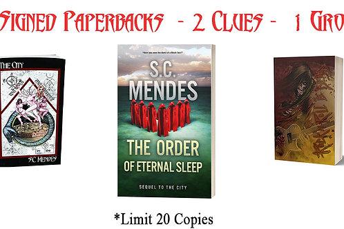 The Order of Eternal Sleep - Puzzle Package Pre-order