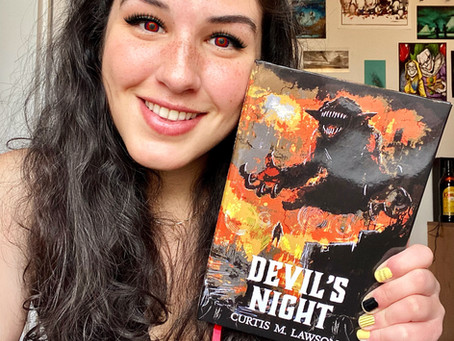 Devil's Night by Curtis M. Lawson (Review)