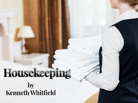 Housekeeping by Kenneth Whitfield