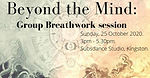 Breathing Club: A four week online conscious breathing program
